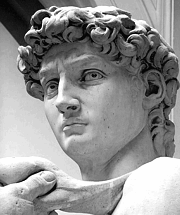 Michelangelo'nun Davut heykeli