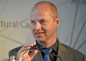 Sebastian Thrun (Wikimedia Commons CC BY-SA 2.0)